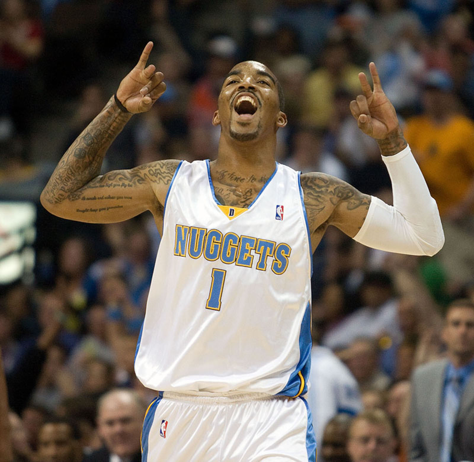 Nuggets Best Players: This Day In Nuggets History: JR Smith Comes To Denver