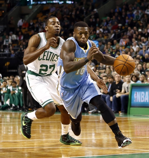 Is Nate Robinson The Denver Nuggets' Best Athlete?