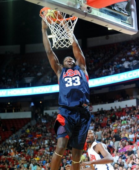 Faried Survives First Round Of Team USA Cuts