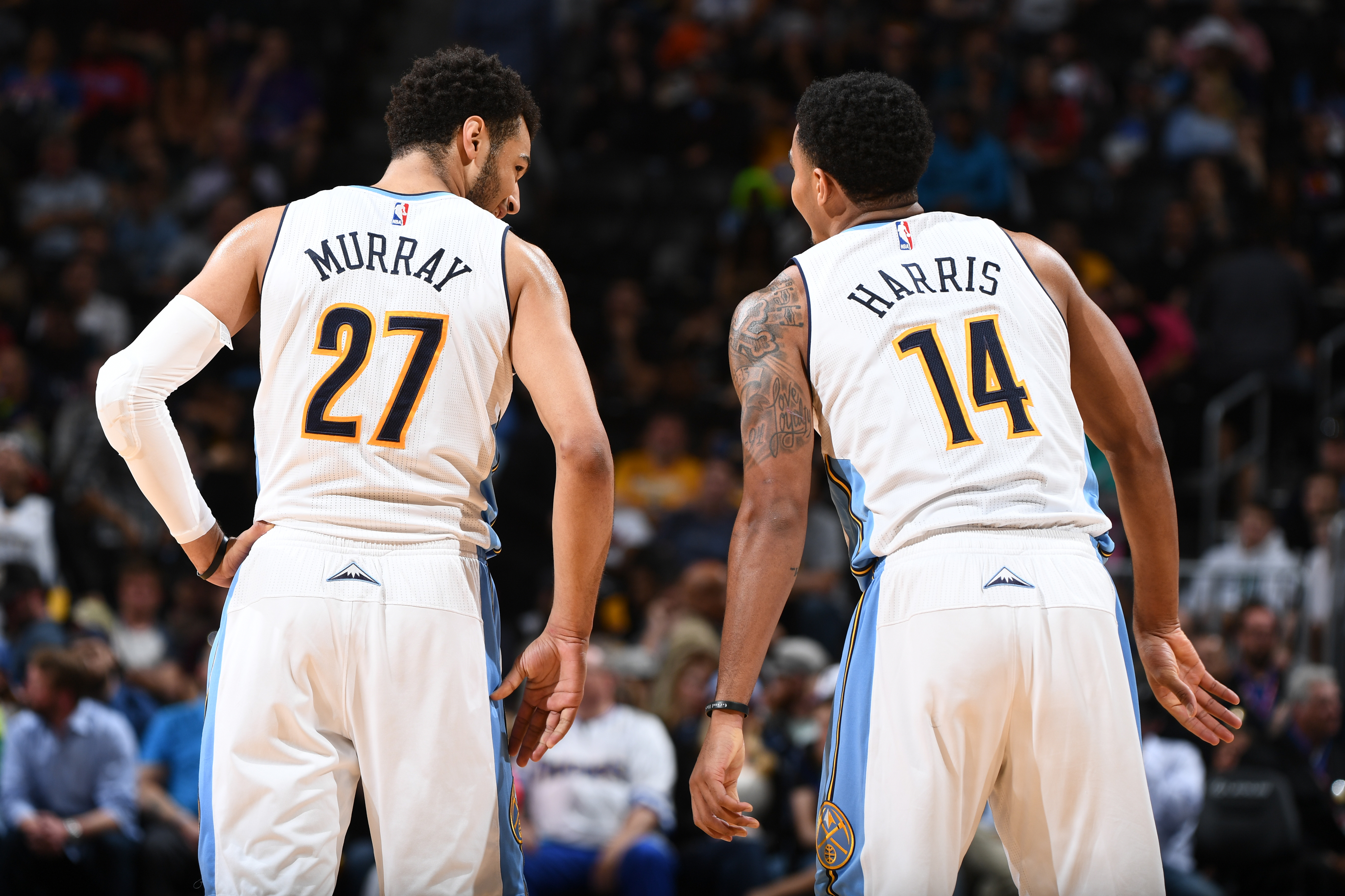 Denver forward's boast: Nuggets to emerge as contenders, right up with Warriors