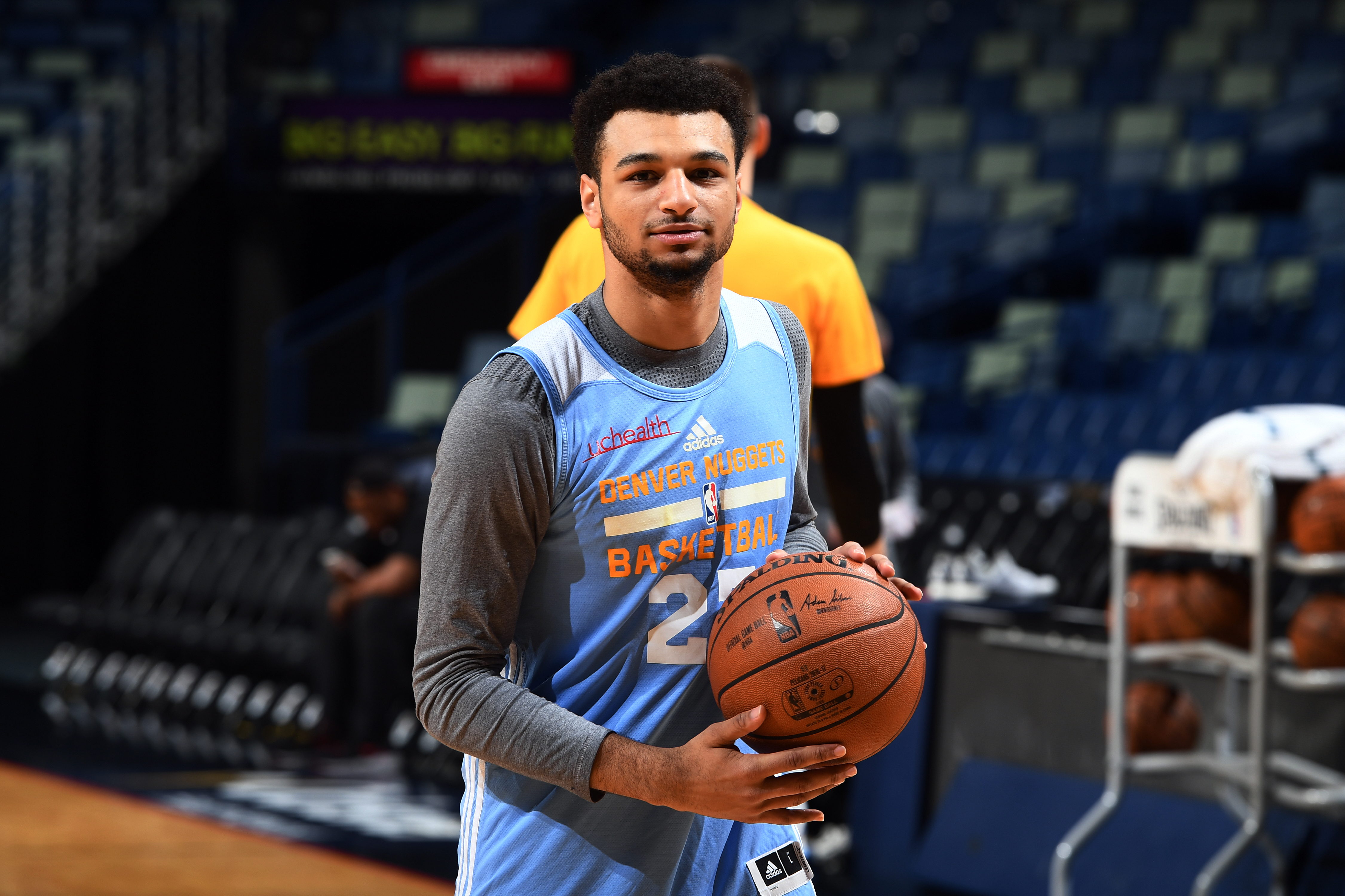Jamal Murray has proven to be an efficient scorer so far.
