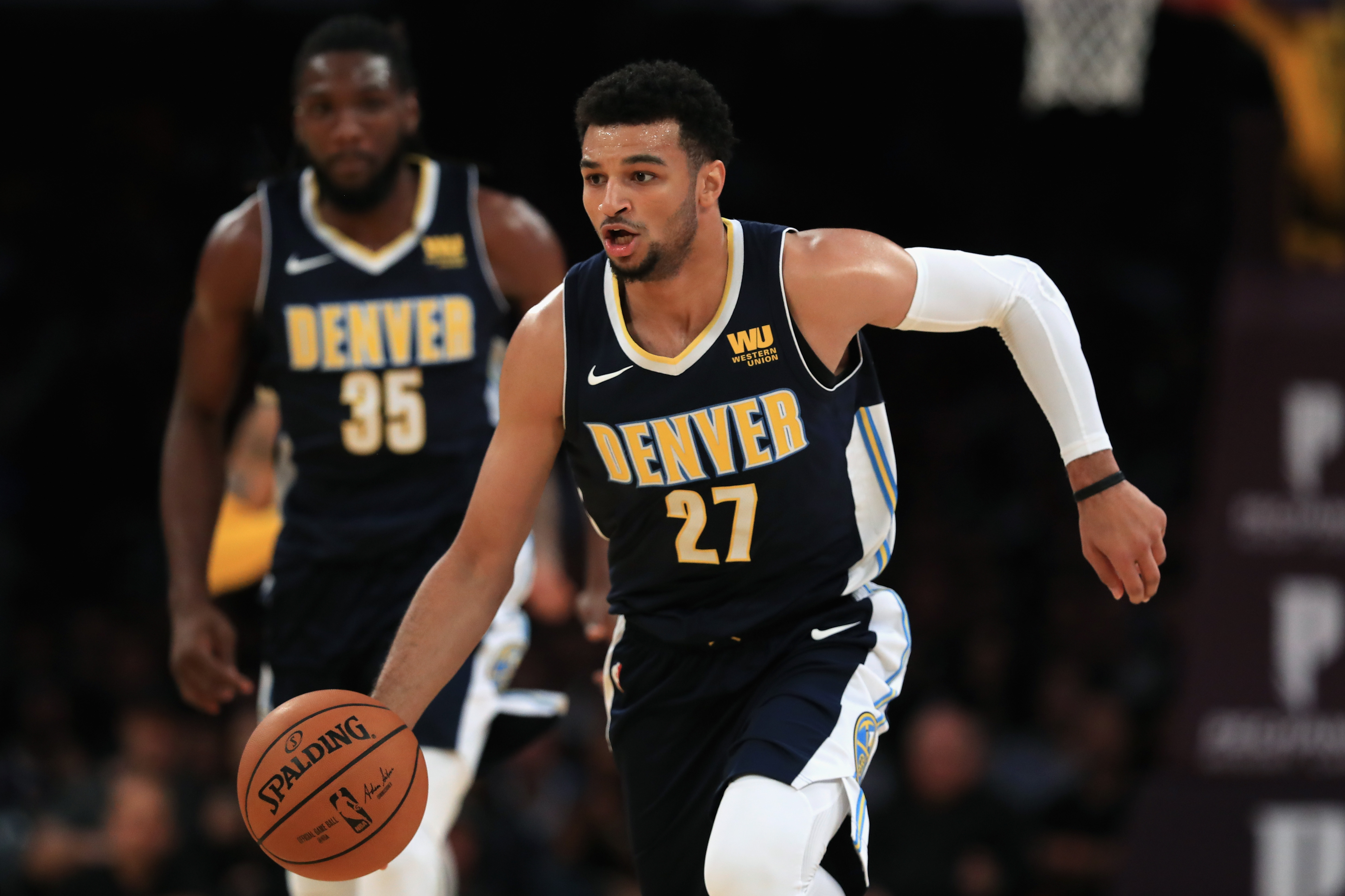 Denver Nuggets vs. Los Angeles Lakers - 10/4/17 NBA Pick, Odds, and Prediction