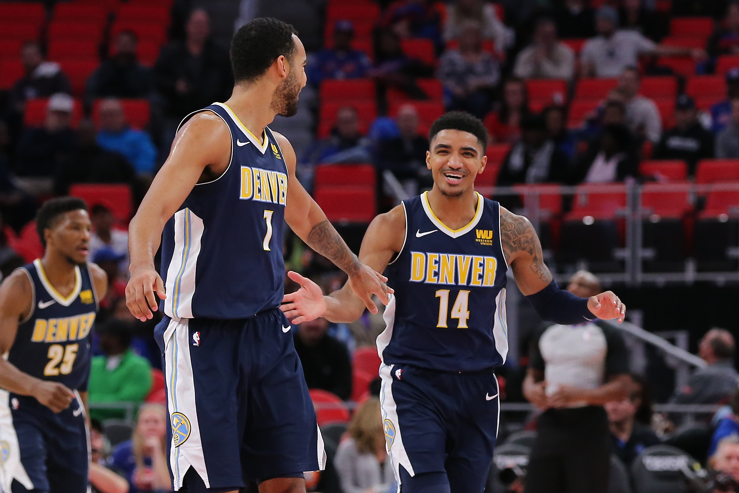 Player grades from Nuggets win at Detroit