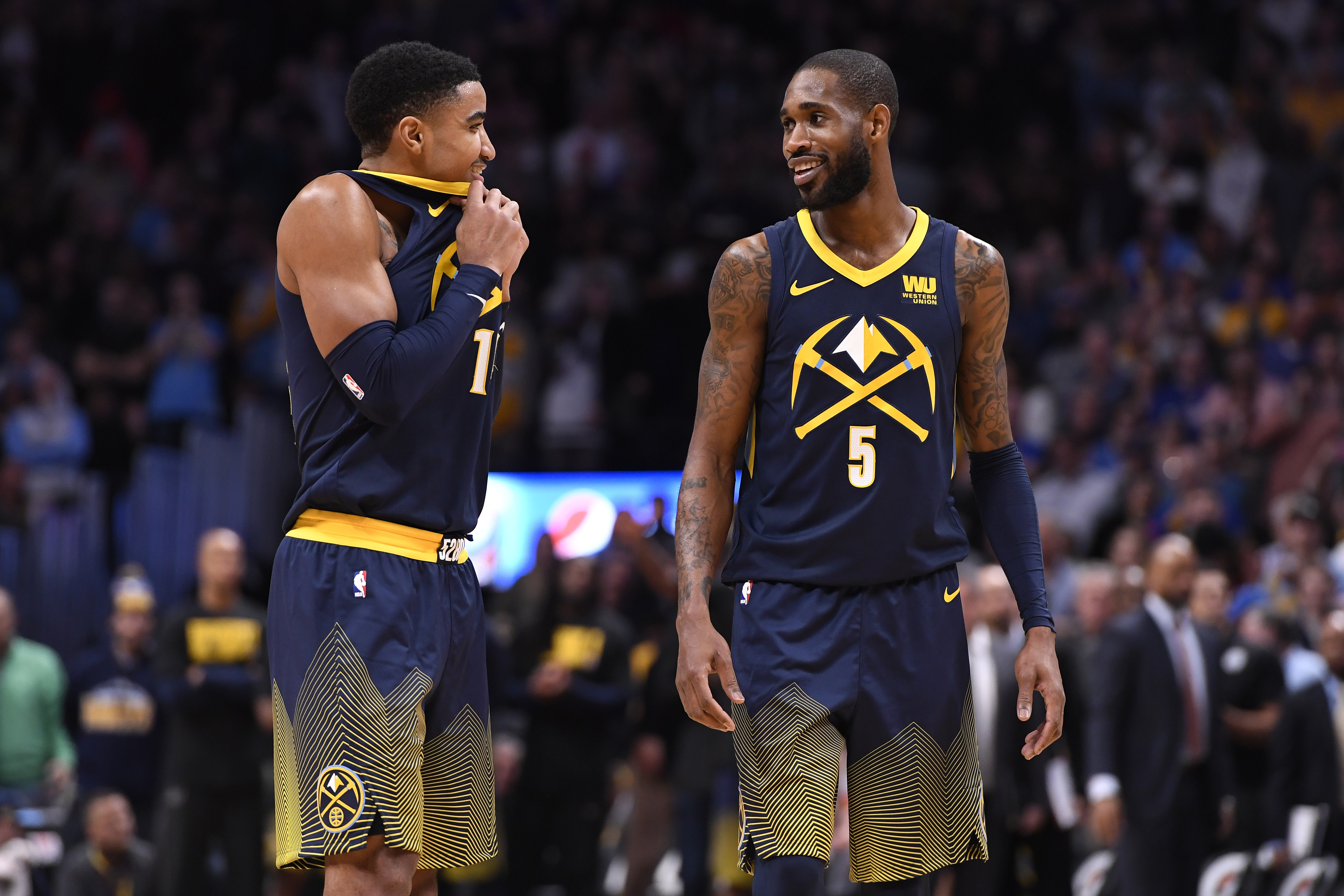 Nuggets Wear Down Warriors in Fourth, Collect Big Victory