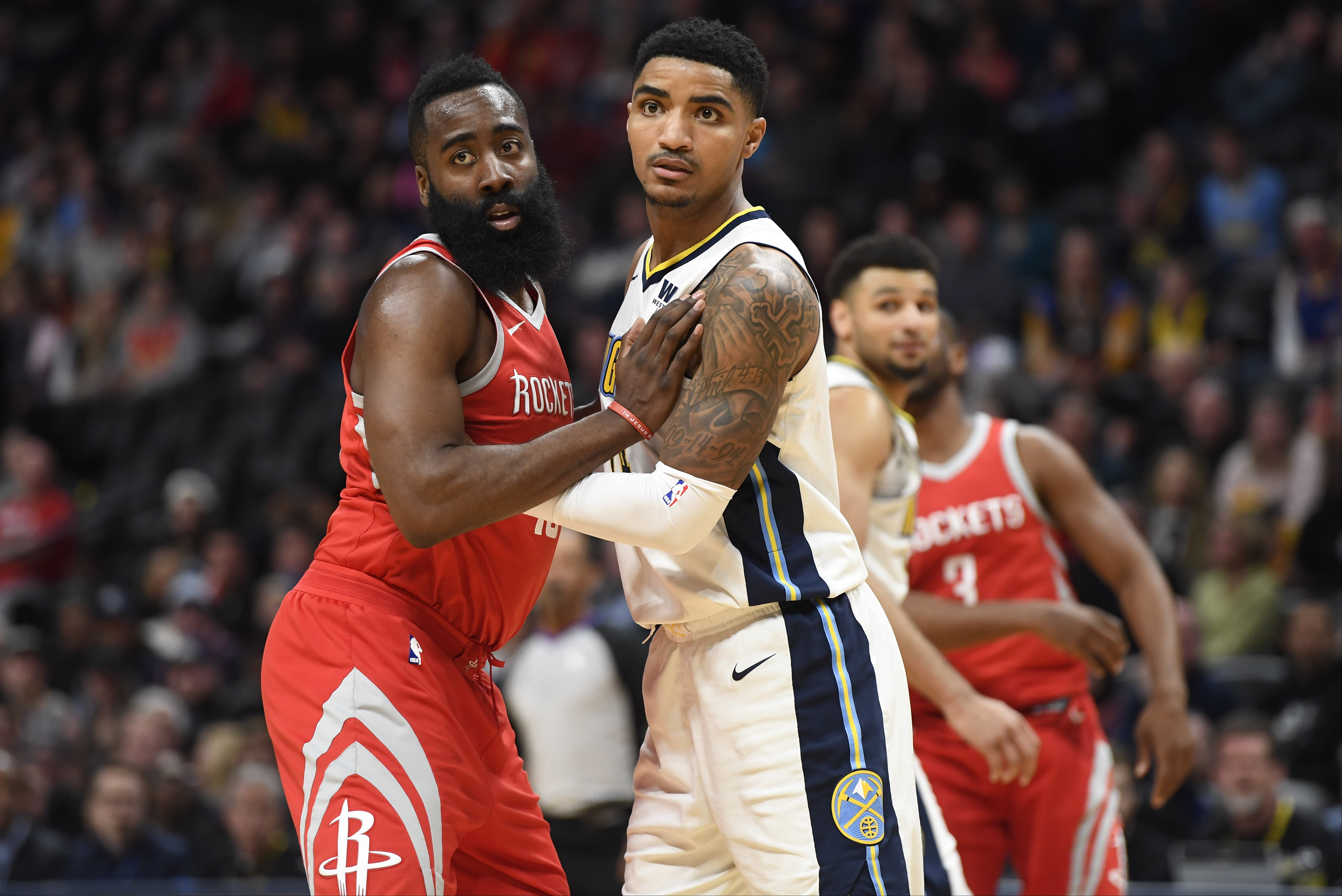 Utah Jazz squander 15-point lead in loss to Houston Rockets