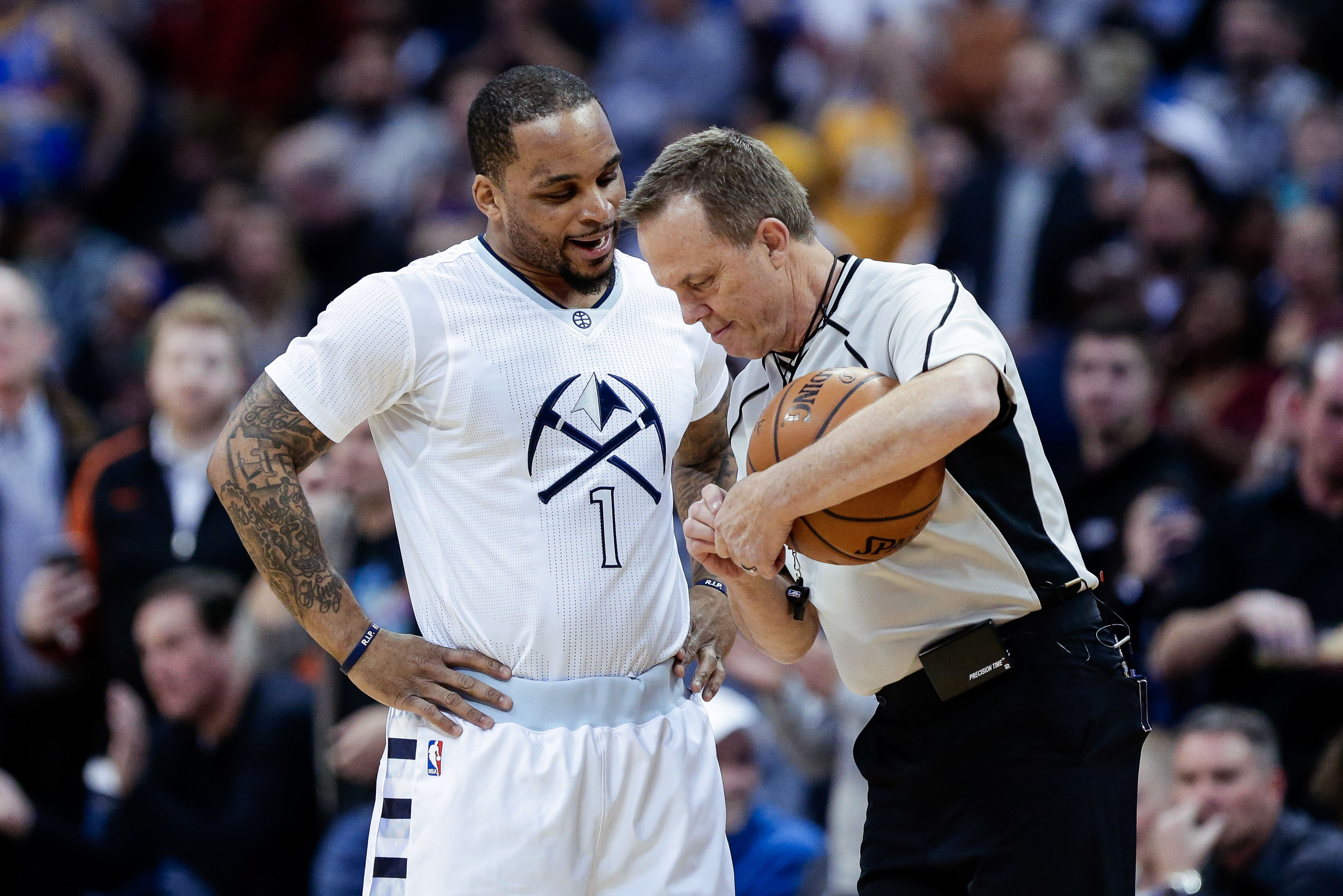 Jameer Nelson was a controversial player this season for fans