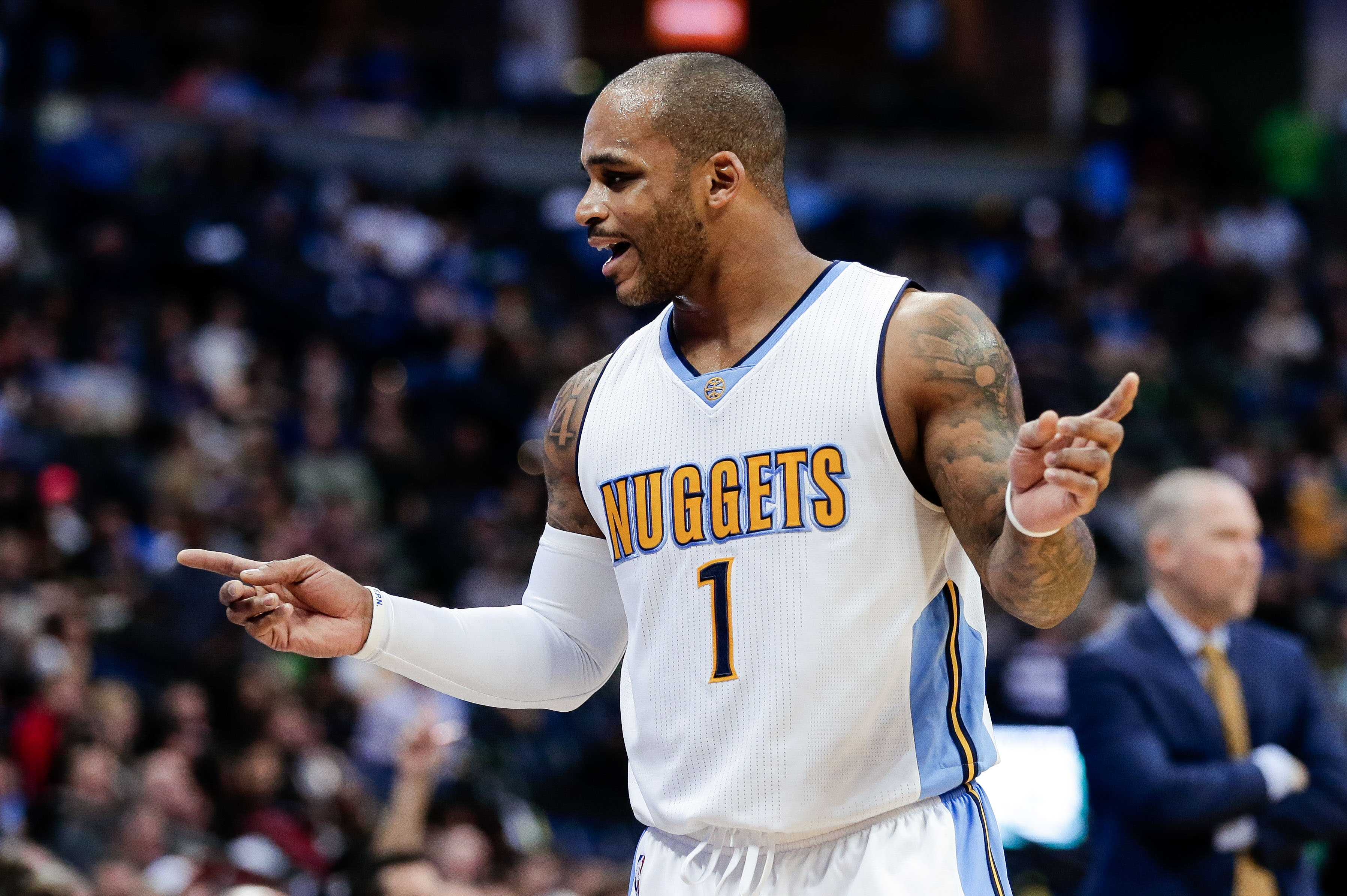 Jameer Nelson has now taken over the starting point guard role