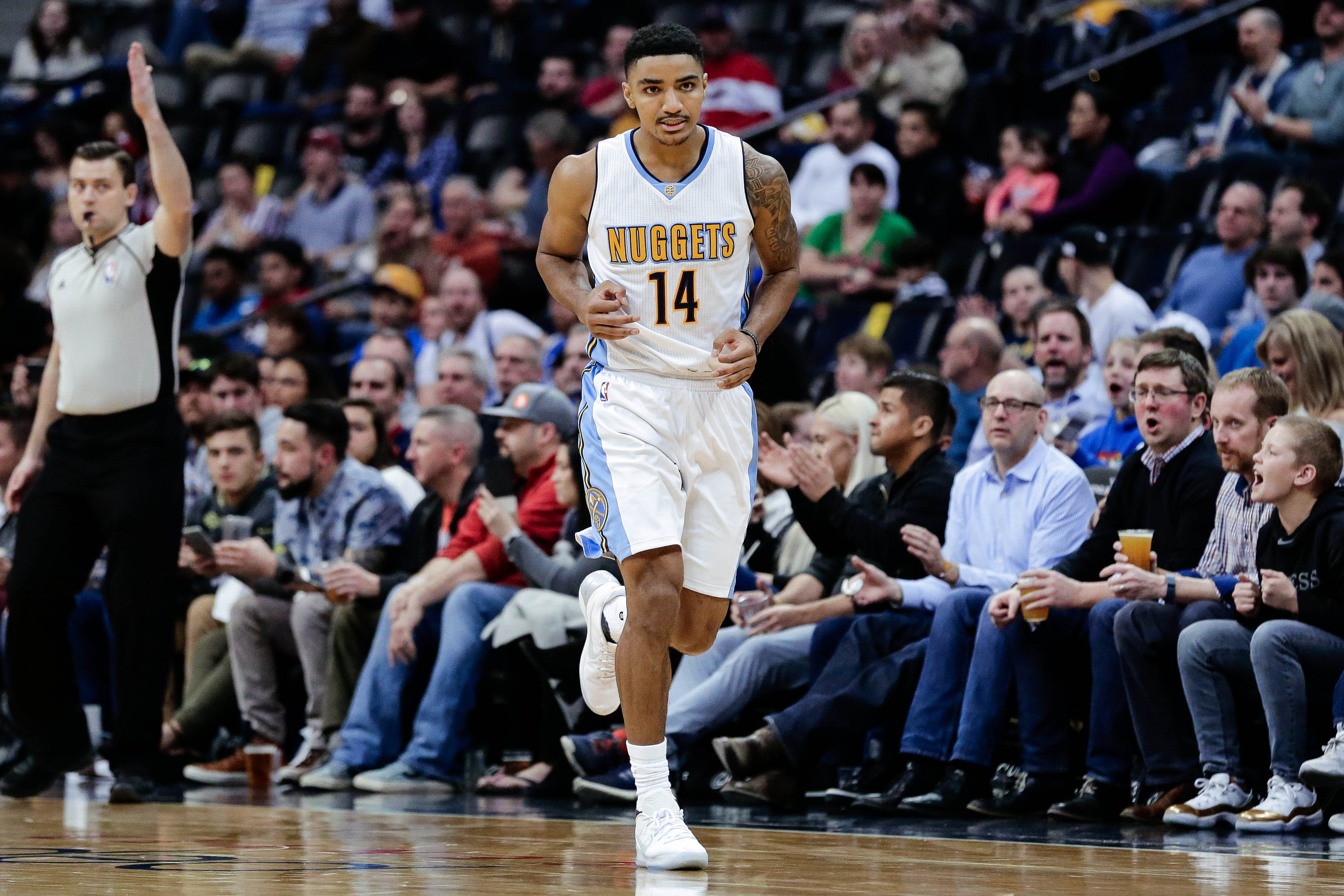 Image result for gary harris usa today